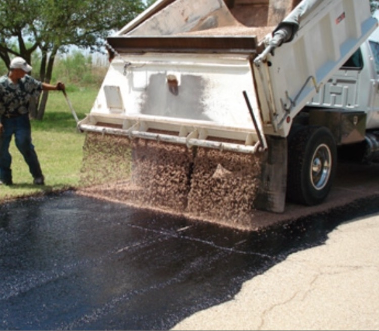 Oklahoma paving and chip seal asphalt paving tulsa 918 982 9454 chip seal paving solutioingenieria Image collections